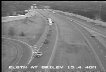Briley pkwy @ Ellington